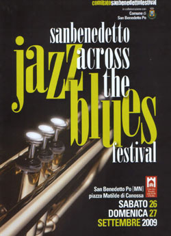 SANBENEDETTO ACROSS THE JAZZ BLUES FESTIVAL